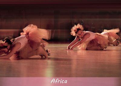 saggio giugno 2017 africa pattinaggio artistico 4 rotelle cittadella