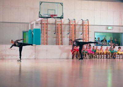 campioni del mondo pattinaggio artistico rotelle cittadella