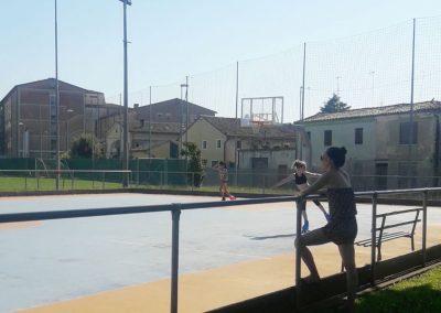 pattinaggio artistico cittadella -allenamento -estivo-AGONISMO